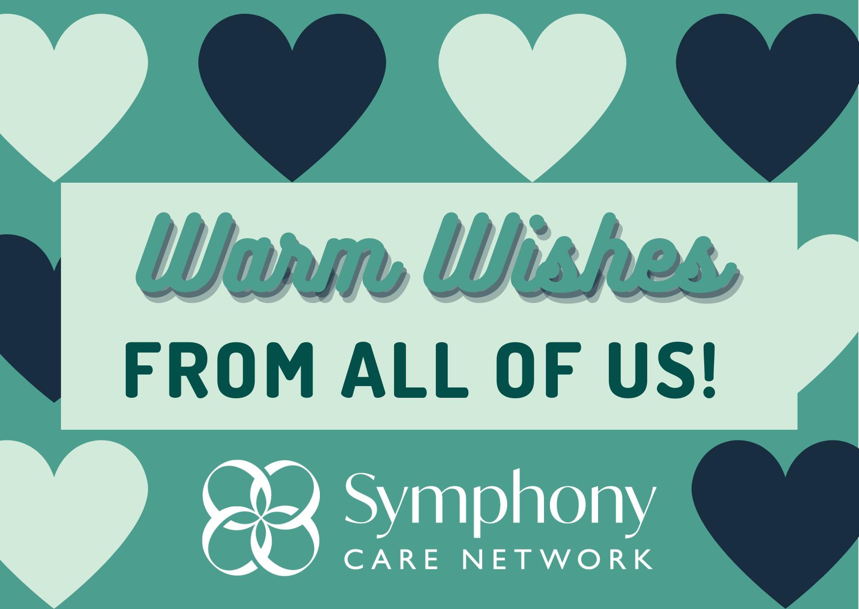 Warm Wishes!